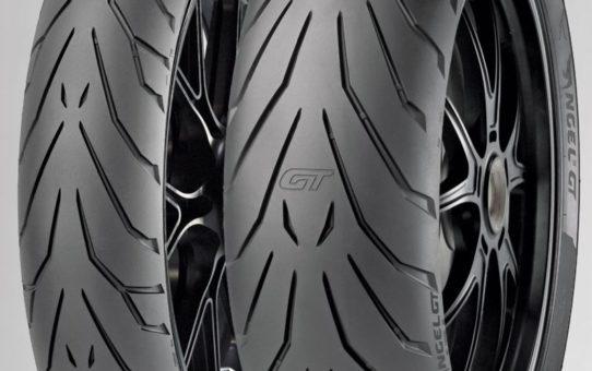 Pirelli Angel GT - Opony motocyklowe