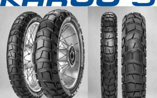 Metzler Karoo 3 - Opony motocyklowe