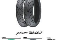 Michelin Pilot Road 2 opony moto