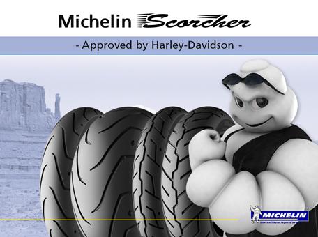 Michelin zainspirował się swoimi słynnymi oponami typu