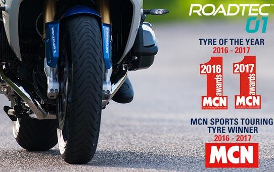 Metzeler Roadtec 01 jest produkowana