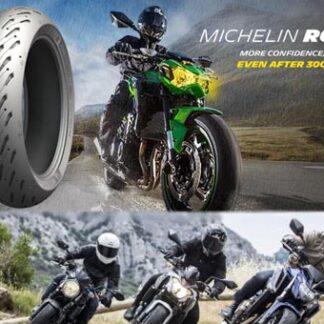 Opony motocyklowe Michelin Pilot Road 5 debiutowały na koniec roku 2017.
