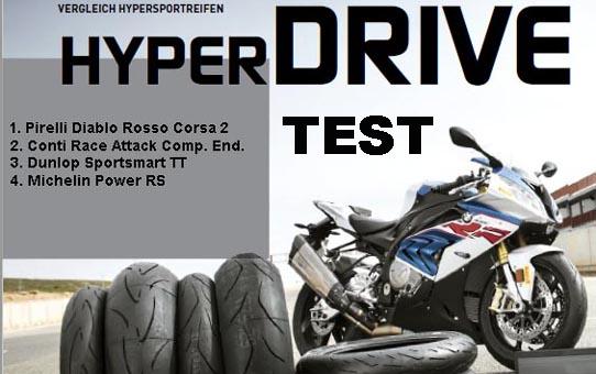 Testy opon motocyklowych 2018