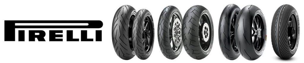 Pirelli - Opony motocyklowe