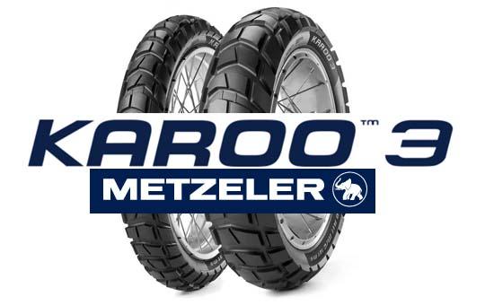 Karoo 3 moto opony