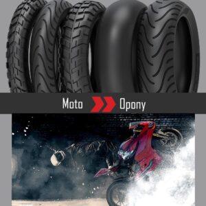 Opony moto