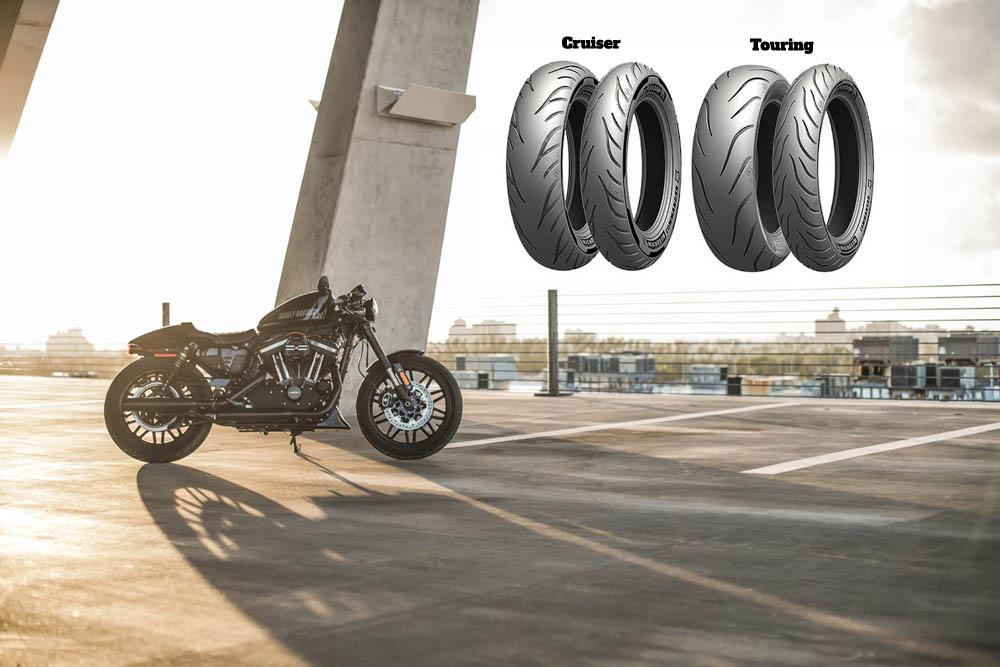 Michelin commander 3 moto opony